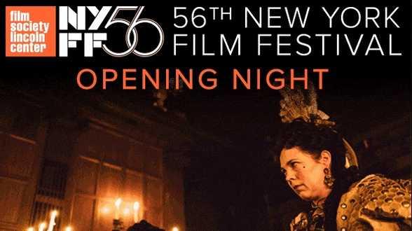 The Favourite en ouverture du festival du film de New York - Actu