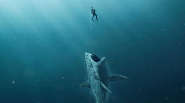The Meg : quand les requins font recette au cinéma ! - Actu