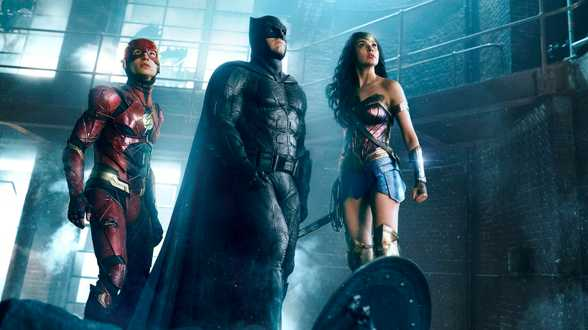 Justice League: I've got the Power - Actu