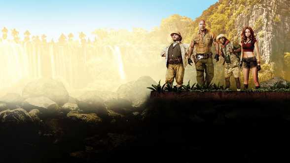 Jumanji : bienvenue dans la jungle : Game or die, welcome to Jumanji 2.0 ! - Actu