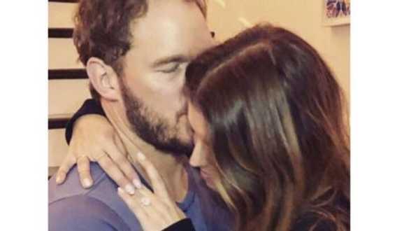 Chris Pratt félicité par son ex-épouse - Actu