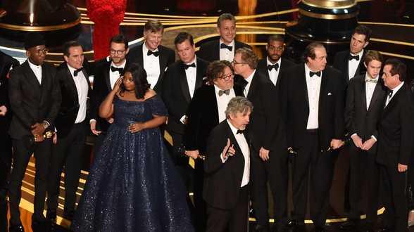 Oscars: Green Book remporte le prix du meilleur film, triplé pour Roma - Actu