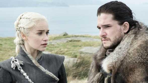 Au sommet de sa popularité, la série Game of Thrones s'achève - Actu