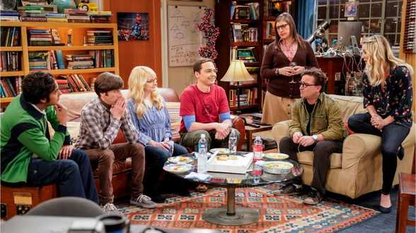 Rideau pour la série The Big Bang Theory, improbable champion de l'audimat - Actu