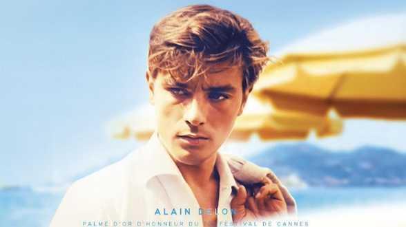 En larmes, le monstre sacré du 7e Art Alain Delon honoré à Cannes - Actu