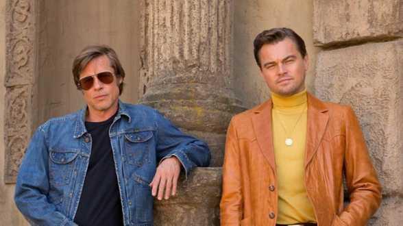 Pitt-DiCaprio: deux beaux gosses d'Hollywood qui ont évité la facilité - Actu