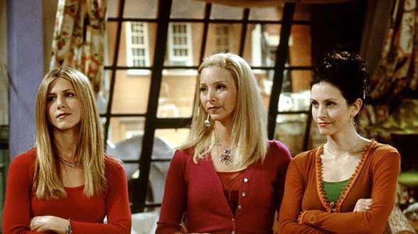 Lisa Kudrow se confie sur ses complexes dans Friends - Actu