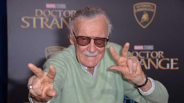L'ex-manager de Stan Lee arrêté pour abus de faiblesse envers le magnat des comics Marvel - Actu