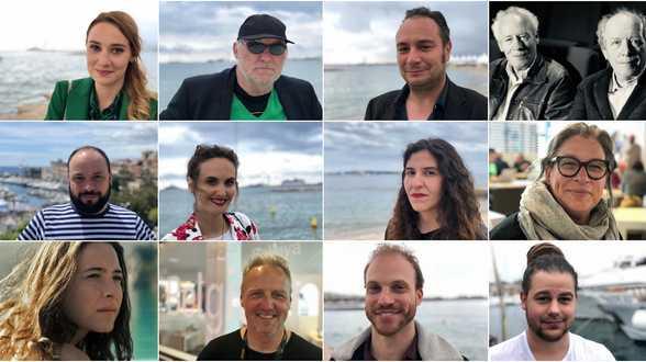 Retour sur les talents belges à Cannes - Actu