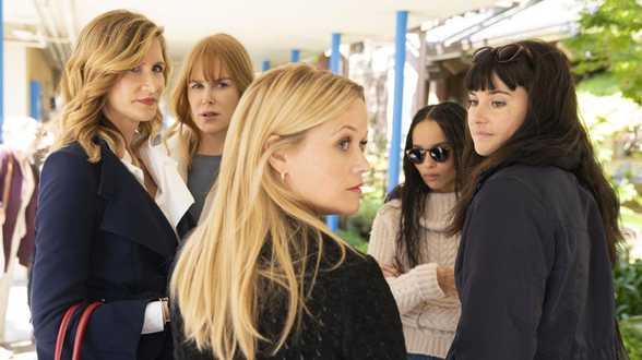 Les complices de Big Little Lies de retour pour une seconde saison - Actu