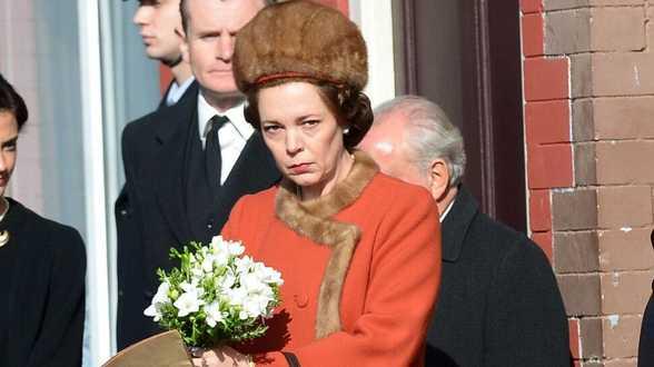 L'actrice oscarisée Olivia Colman distinguée par Elizabeth II - Actu