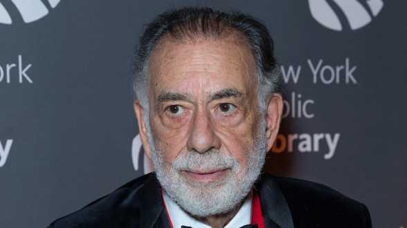 Francis Ford Coppola recevra le 11e prix Lumière en France - Actu