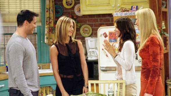 Jennifer Aniston pas opposée à un retour de Friends - Actu
