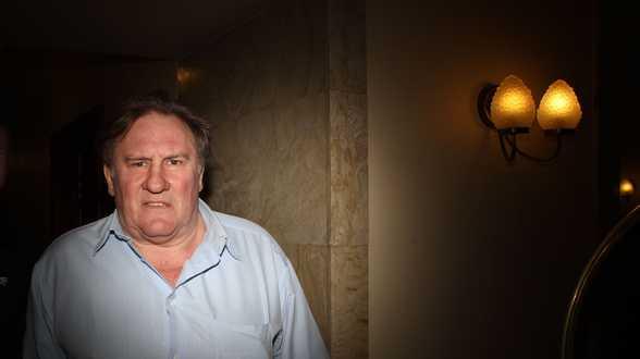 Depardieu vend son restaurant parisien, les fourneaux aux enchères - Actu