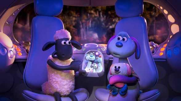 Shaun le Mouton Le Film : La Ferme Contre-Attaque (A Shaun the Sheep Movie: Farmageddon) - Making of