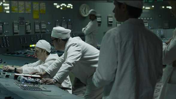 La série Tchernobyl ravit et inquiète en Lituanie - Actu