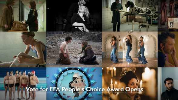 Les votes pour le Prix du Public EFA sont ouverts ! Le film belge GIRL de Lukas Dhont parmi les nominés! - Actu