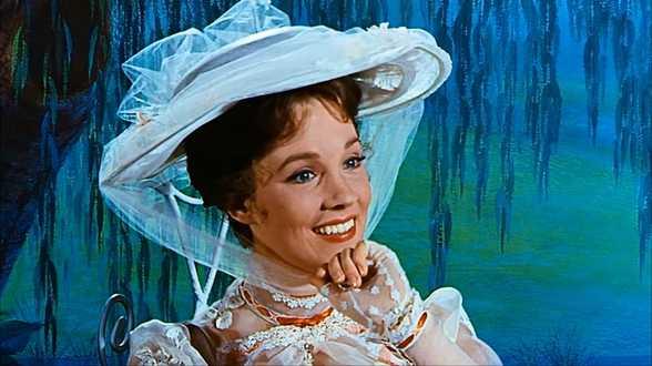 Je jure beaucoup, affirme la star de Mary Poppins Julie Andrews - Actu