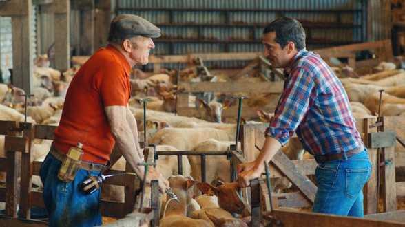 Quand Deneuve, Canet ou Houellebecq portent la voix des agriculteurs - Actu