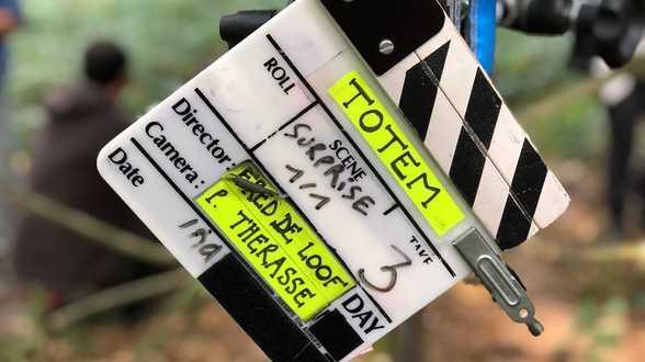 Sur le tournage de... Totem - Actu