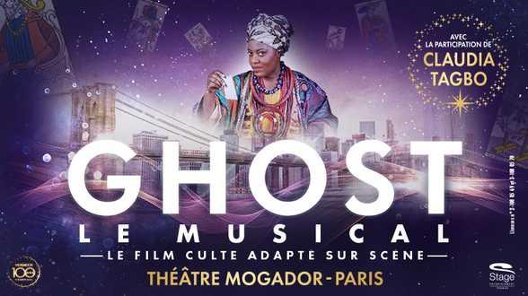 Ghost en comédie musicale: Claudia Tagbo irrésistible dans les pas de Whoopi Goldberg - Actu