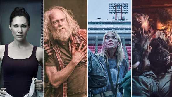 5 séries de zombies, pour les fans de The Walking Dead - Actu