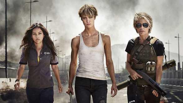 Le film Terminator Dark Fate sort aujourd'hui en salle! - Actu