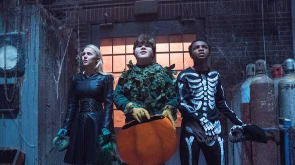 Chair de poule 2 : les fantômes d'Halloween - Actu
