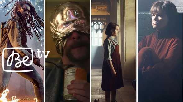 Top 5 des séries fantastiques sur Be tv - Actu