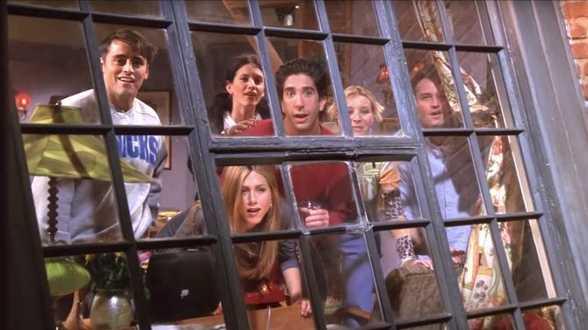 Les retrouvailles de 'Friends' pourraient avoir lieu bientôt sur HBO - Actu