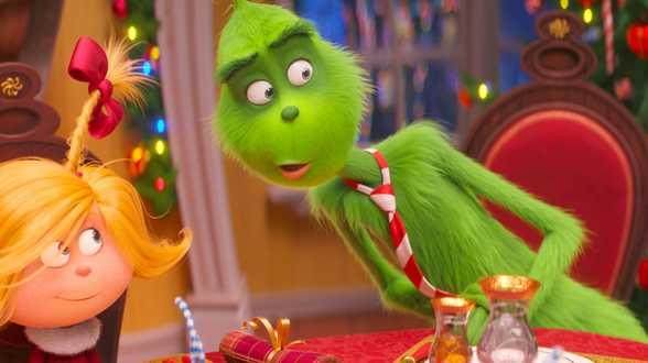 Le Grinch : Moi j'aime pas Noël ! - Actu