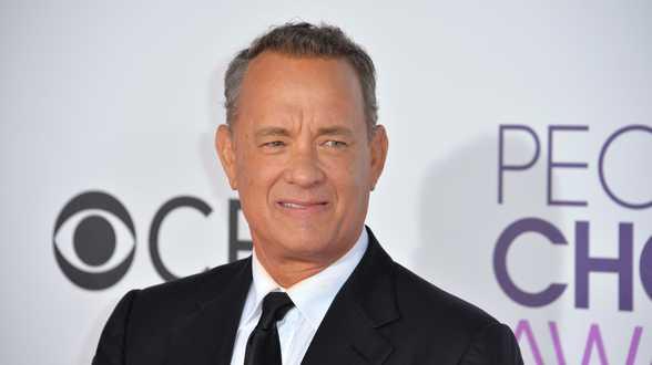 L'acteur Tom Hanks naturalisé grec - Actu