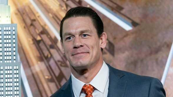 L'acteur John Cena n'en a pas terminé avec le catch - Actu