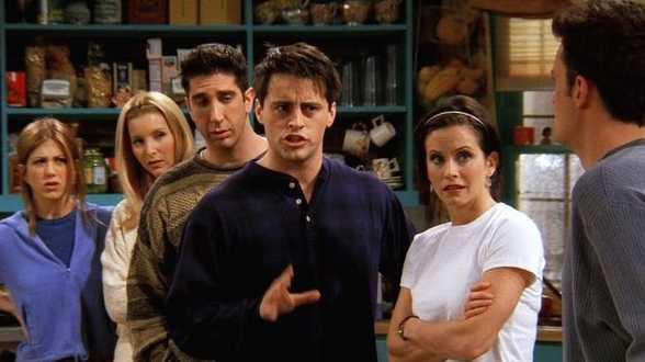 Le retour de Friends est plus compliqué que prévu - Actu