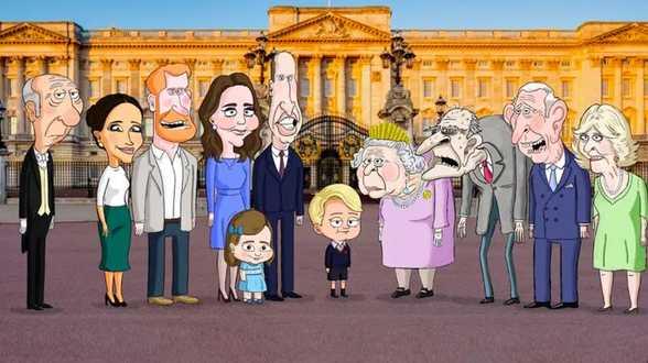 HBO annonce une parodie animée de la famille royale britannique - Actu
