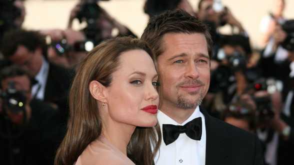 Angelina Jolie et Brad Pitt se lancent dans le champagne rosé - Actu