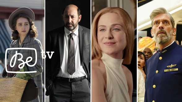TOP 4 des séries des plus attendues sur Be tv - Actu