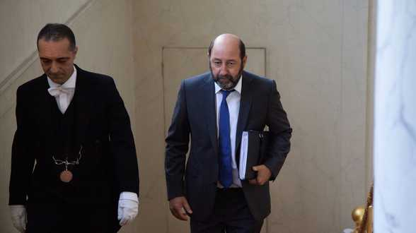 Baron Noir - saison 3 : Kad Merad Président ! - Actu