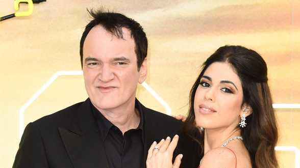 A 56 ans, Quentin Tarantino est père pour la première fois - Actu