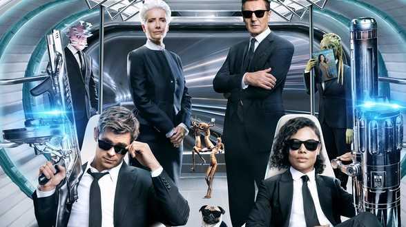 Men in black revient pour un quatrième épisode plein de dérision - Actu
