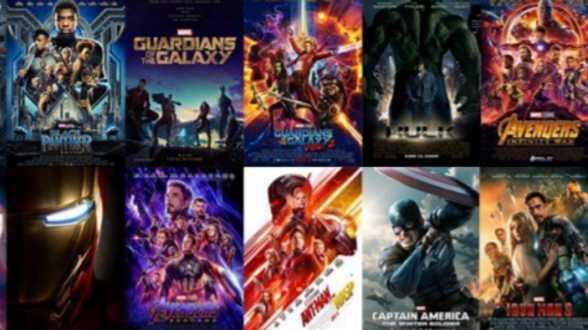 Marvel Cinematic Universe débarque au White cinéma - Actu
