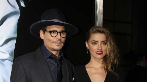 Amber Heard reconnaît avoir frappé Johnny Depp - Actu