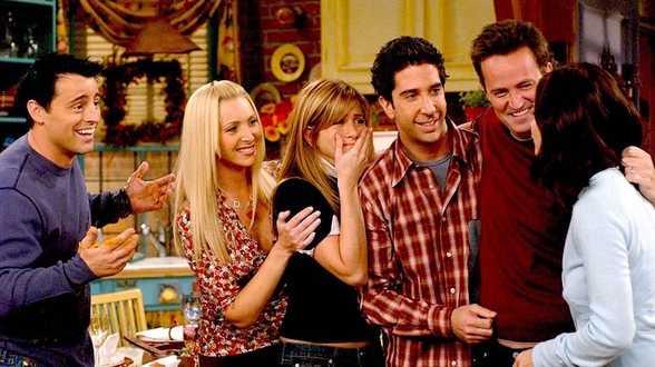 Les retrouvailles de la série Friends reportées par le coronavirus - Actu