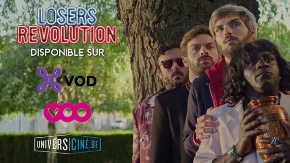 Losers Revolution disponible dès à présent en VOD - Actu