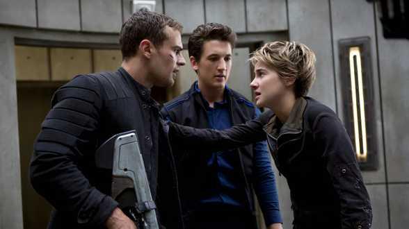 Ce soir à la TV : Divergente 2 L'insurrection - Actu