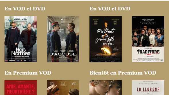 A découvrir ou redécouvrir en VOD ! - Actu