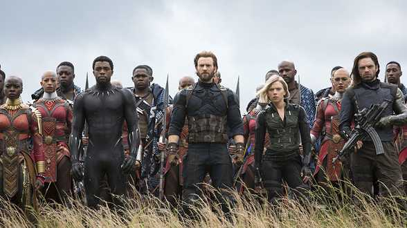 Ce soir à la TV : Avengers Infinity War - Actu