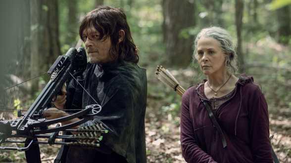 Le dernier épisode de Walking Dead reporté à cause du coronavirus - Actu