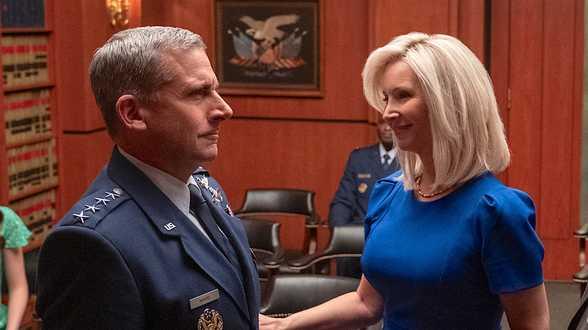 Steve Carell revient pour Space Force, la nouvelle série du créateur de The Office - Actu