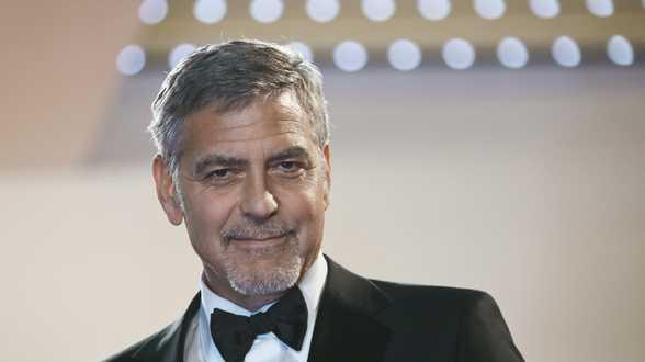 Amal et George Clooney font un don généreux pour lutter contre le coronavirus - Actu